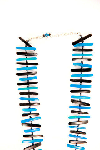 Tribal Spike Necklace - Indiverve