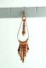 Copper Chandelier Earrings - Indiverve
