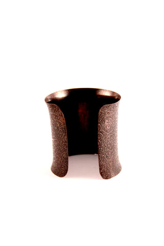 Copper Hints Cuff - Indiverve