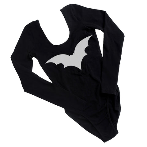 BAT LONG SLEEVE BODYSUIT