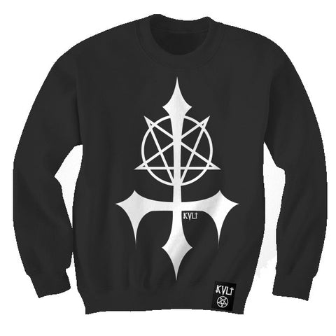 Black Metal Sweater