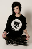 Follow Me To Black Masses Sweater