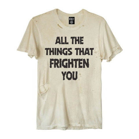 ALL THE THINGS VINTAGE TEE