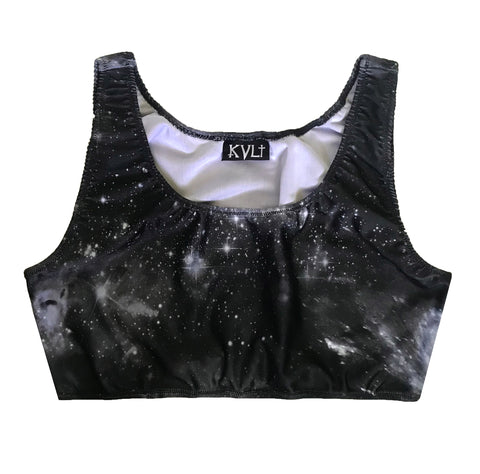 Deep Space Swim Top