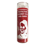 Protection Against Evil Ritual Candle