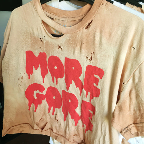 Image result for more gore t shirt