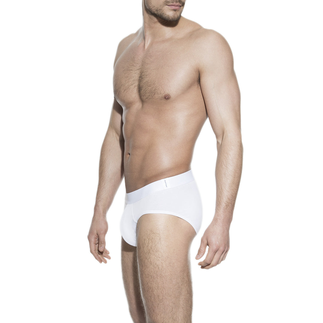 Bread and Boxers White Brief