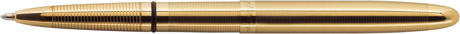 Fisher Lacquered Brass Space Pen