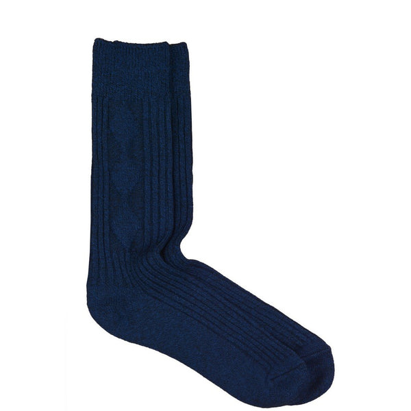 Necessary Anywhere Navy Eleven Socks