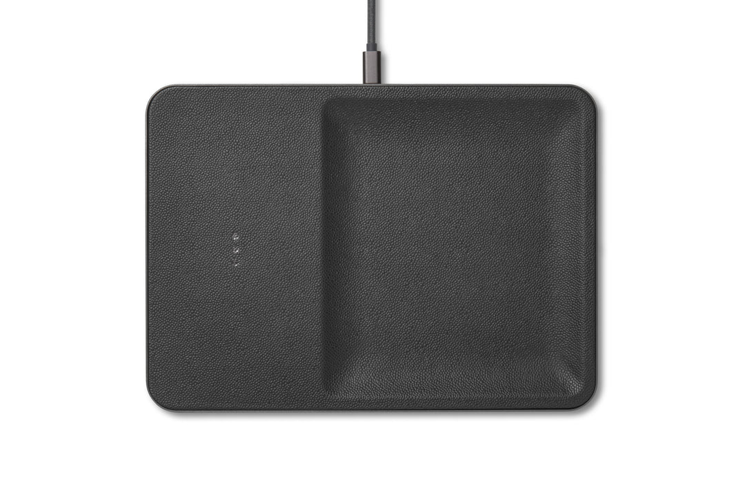 Courant Black Catch 3 Catchall Wireless Charger