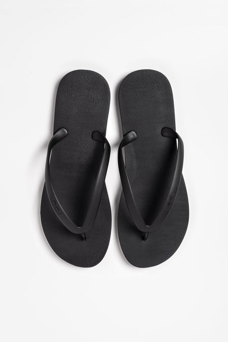 Tidal New York Black Flip Flop
