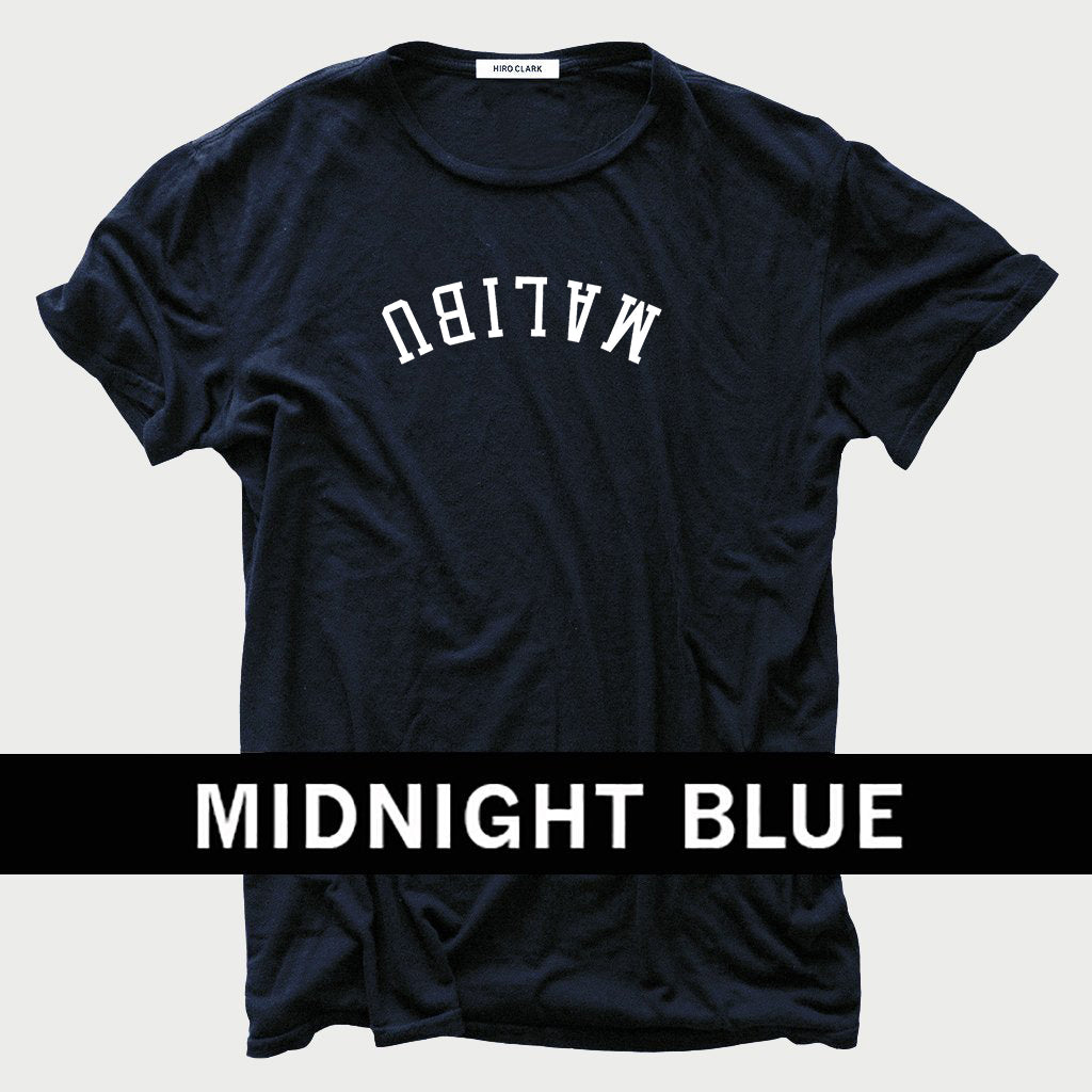 Hiro Clark Midnight Blue Malibu Tee