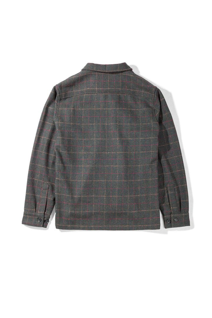 Native North Green Hound Overshirt