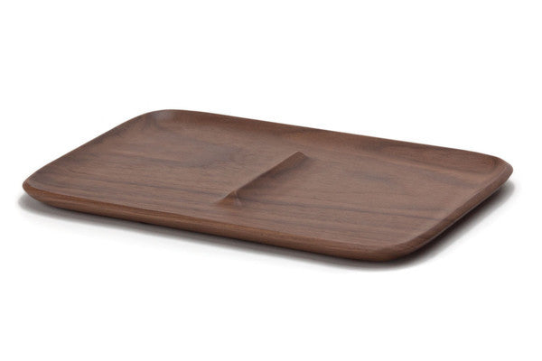 Craighill Walnut Large Catch All Tray
