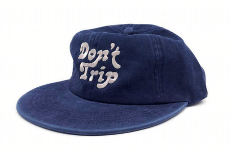 Free and Easy Don't Trip Garment Dyed Navy Hat