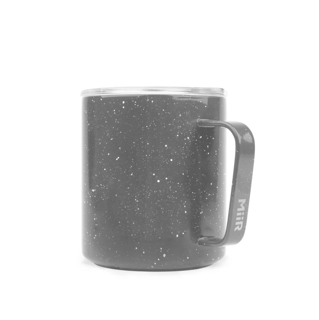 Miir 12oz Grey Speckled Camp Cup