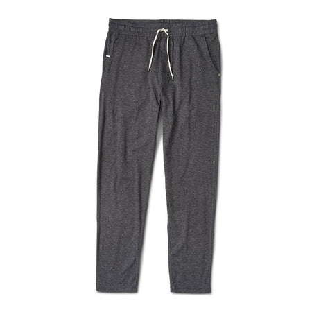 Vuori Charcoal Heather Ponto Performance Sweatpant