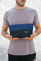 Wittmore Navy Blue Dopp Kit