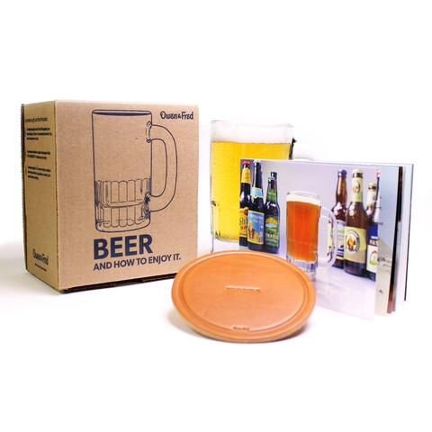 Owen & Fred Beer and How To Enjoy It Gift Set