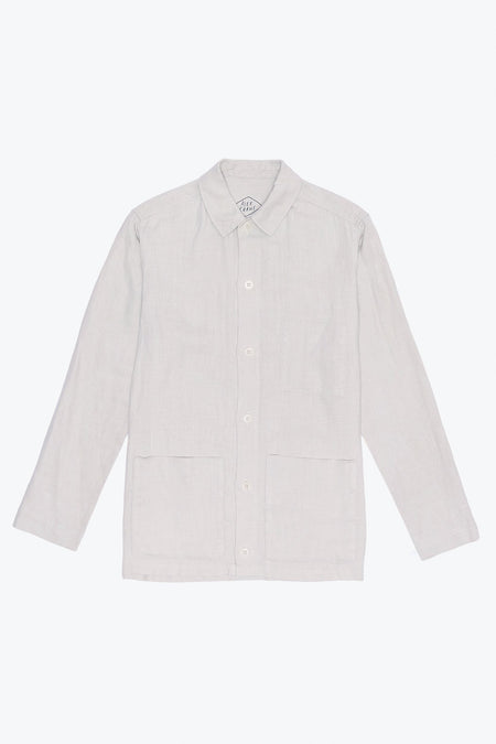 Alex Crane Bone Linen Kite Jacket