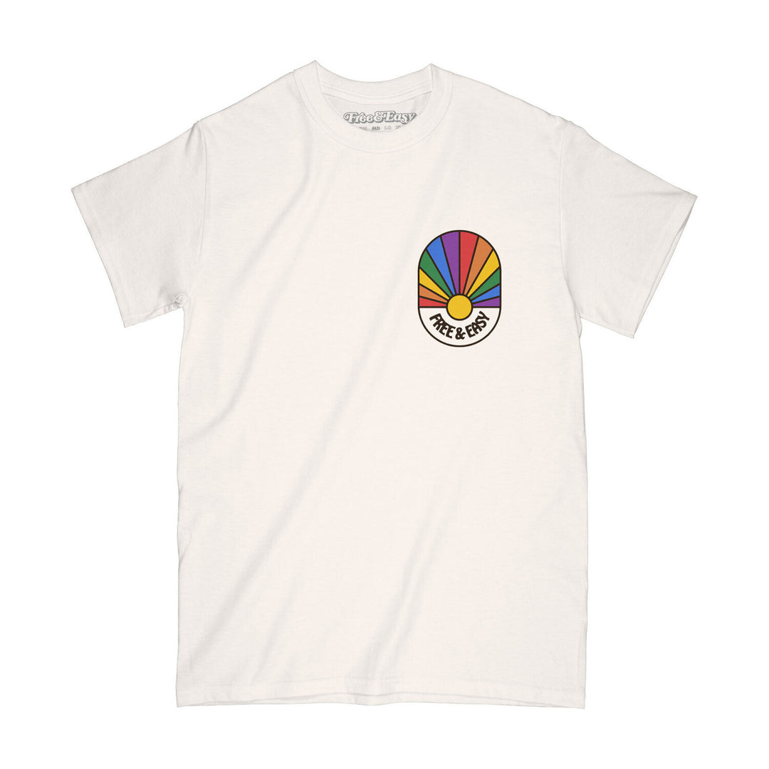 Free and Easy Spectrum T-Shirt