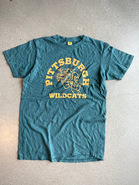 Velva Sheen Dark Green Pittsburgh Wildcats T-Shirt