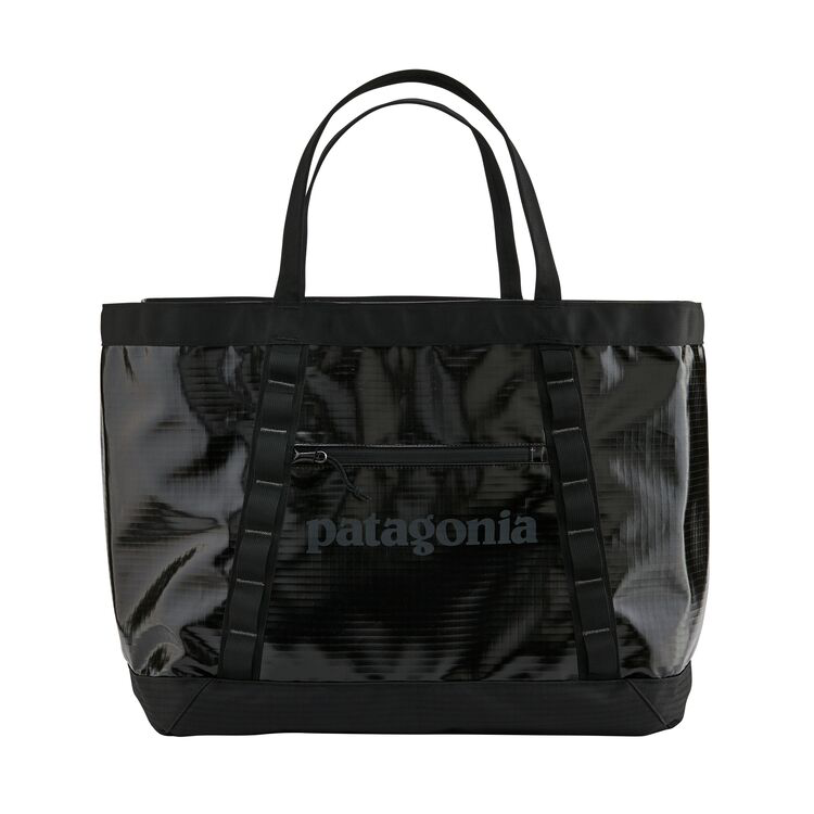Patagonia Black Lightweight Oversized Black Hole Gear Tote