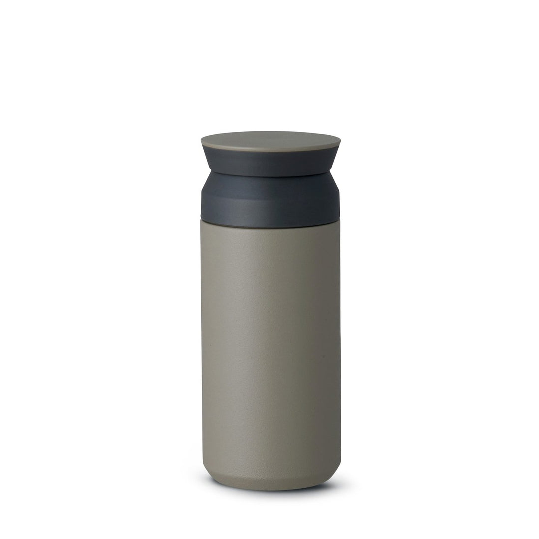 Kinto Khaki Green Travel 500ml Insulated Tumbler