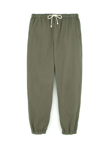 Mollusk Faded Mash Green Jeffrey Pants