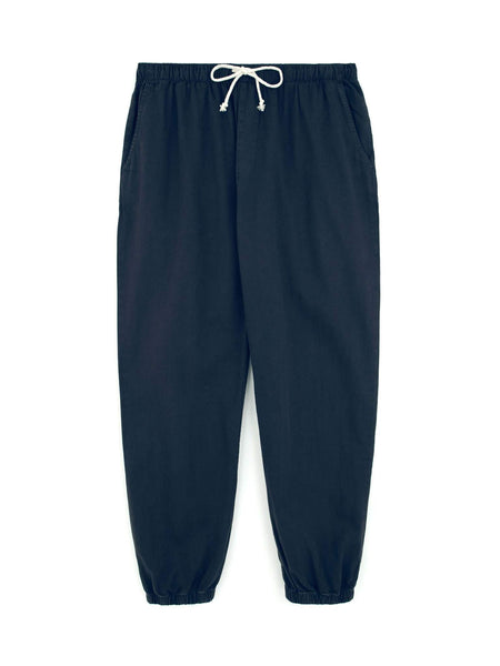 Mollusk Navy Blue Jeffrey Pants