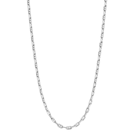 Maria Black Marittima Silver Necklace