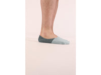 Necessary Anywhere Grey Twentytwo No Show Socks