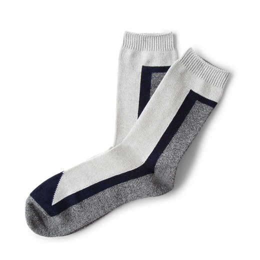 Necessary Anywhere Blue Seven Socks