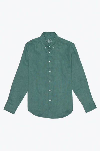 Alex Crane Pine Green Playa Shirt