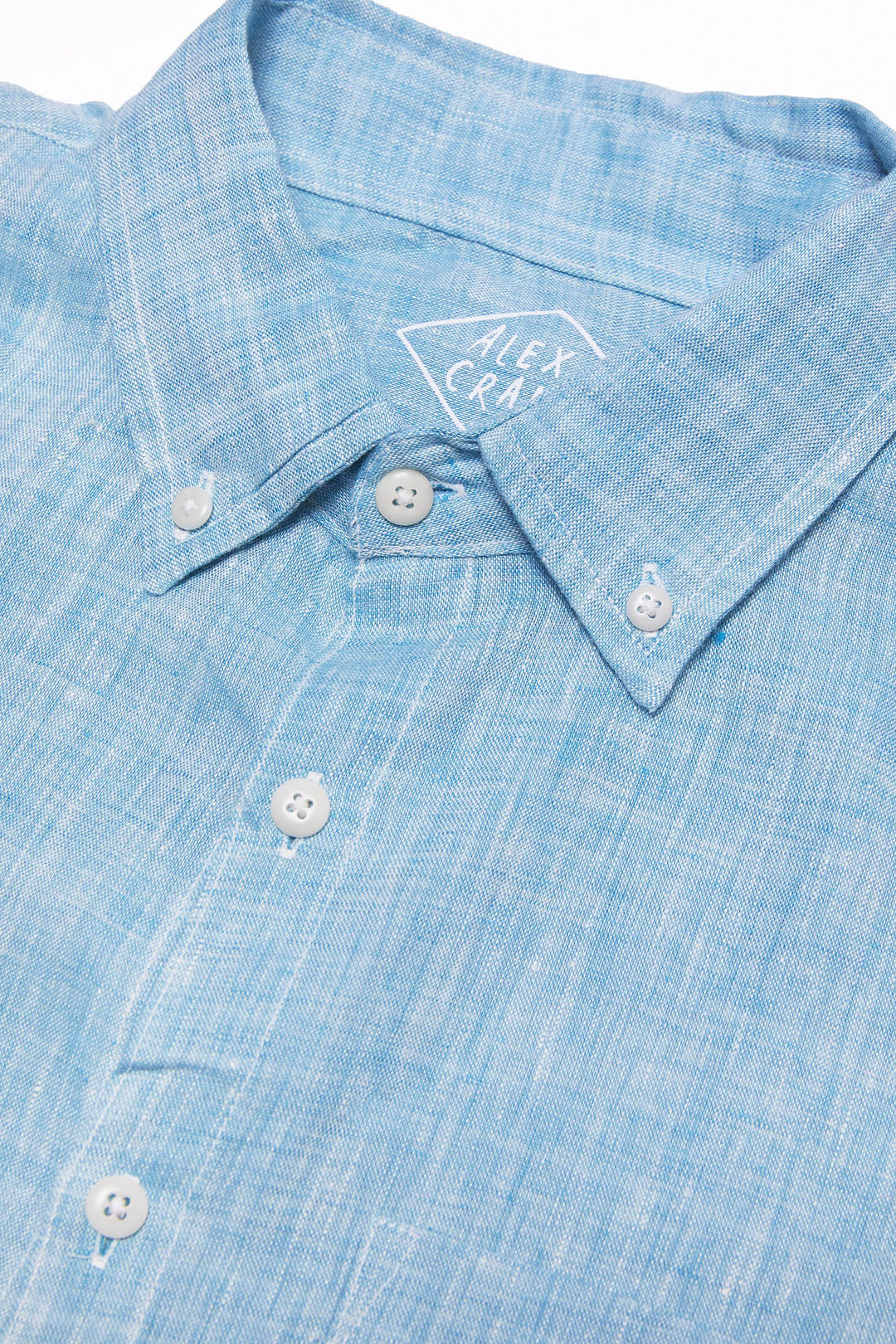 Alex Crane Sky Blue Playa Shirt