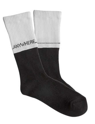 "Necessary Anywhere ""Anywhere"" Fortyeight Socks"