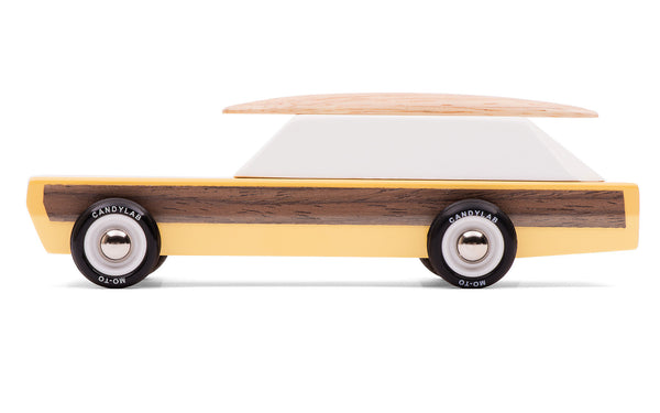 Candylab Toys Woodie Wooden Car