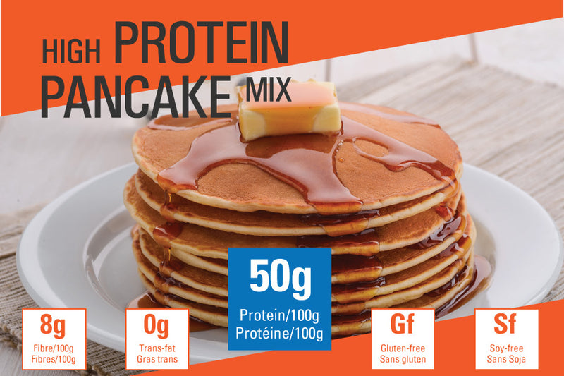 High protein Pancake Mix