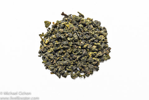 Green Goddess: Gourmet Green Oolong Tea