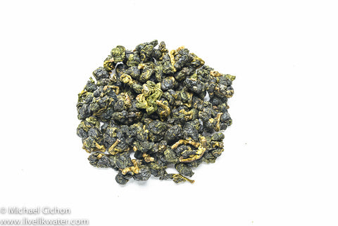 Lushan - High Mountain Taiwanese Green Oolong  Tea