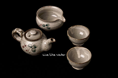 Korean Tea Set for Two