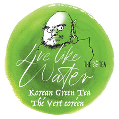 Saejak 2nd flush: Organic Korean Green Tea