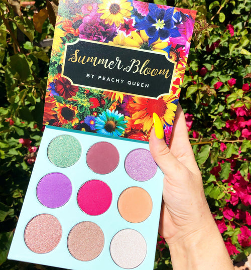 Summer Bloom Palette