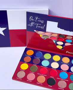 Don't Mess with Texas Palette