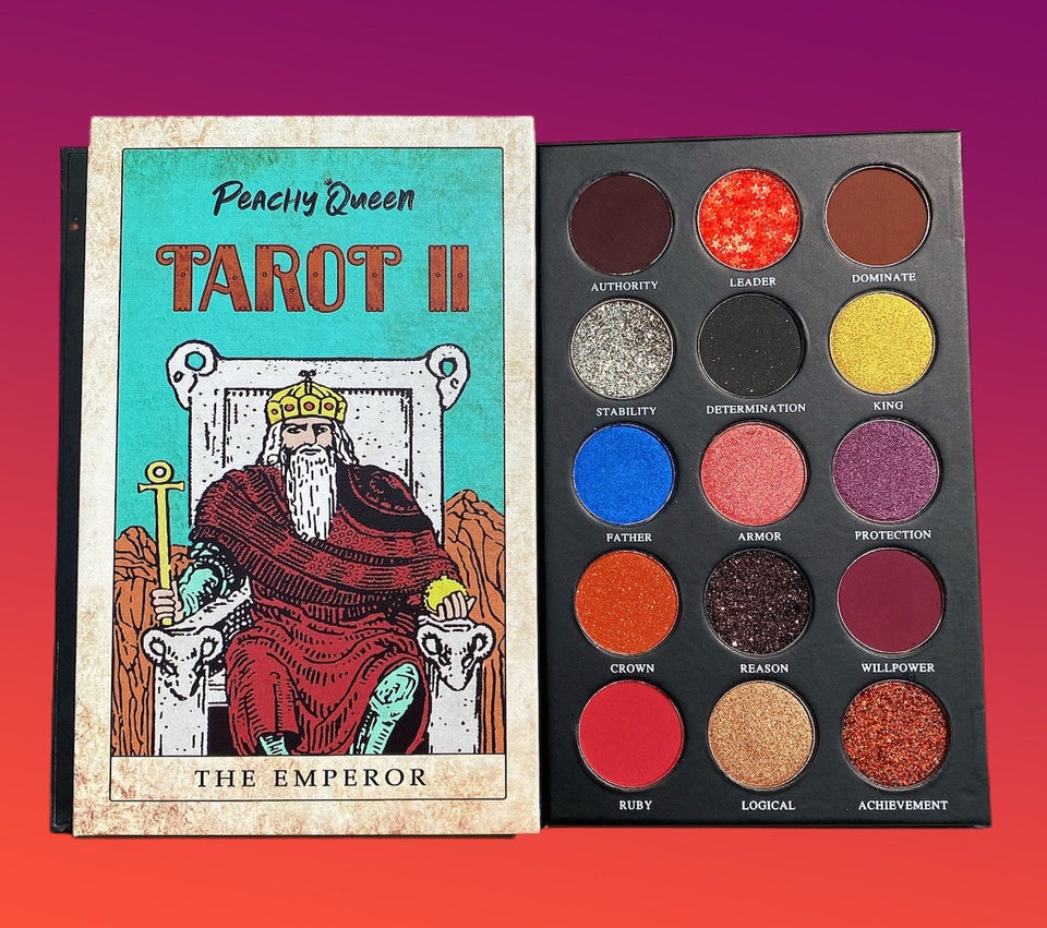 The Emperor Tarot Palette