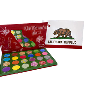 California Love Eyeshadow Palette
