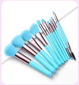 Neon Experience Brush Set Blue