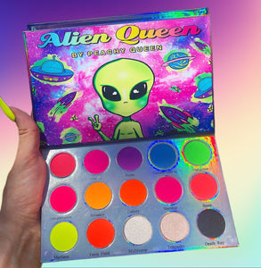 Alien Queen Eyeshadow Palette