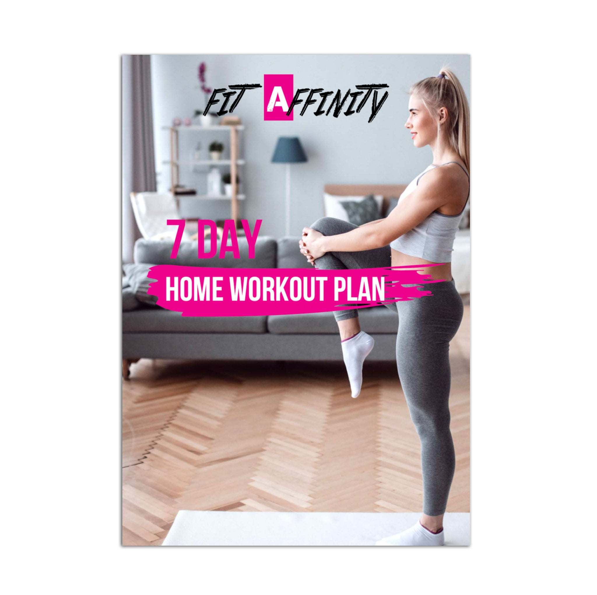 Free 7 Day Home Workout Plan