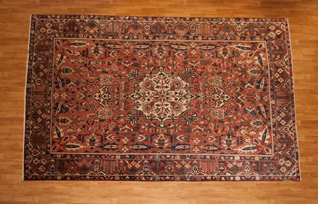 Baktiary 10 X 12.6   The Persian Rug Gallery